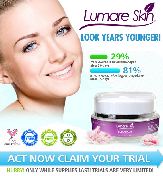Lumare Skin Eye Cream