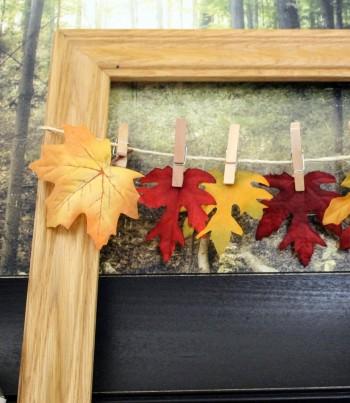 leaves-frame