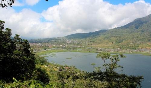 Tempat Wisata terkenal di Bedugul Bali