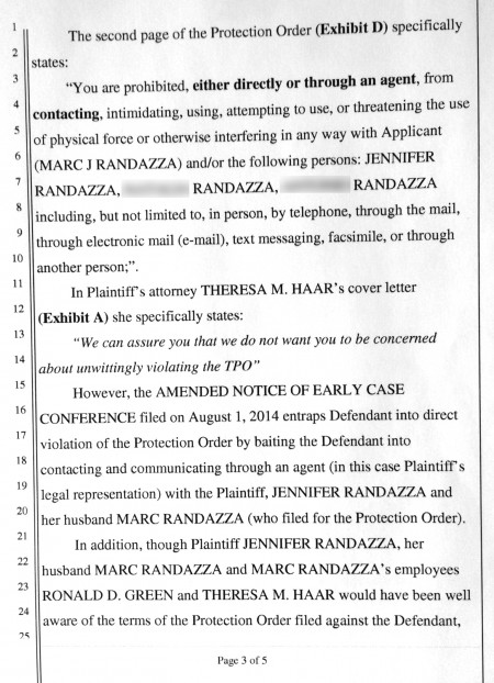 photo 3 redacted 450x622 Monica Foster REALLY Doesnt Want To Attend Tomorrows Case Conference