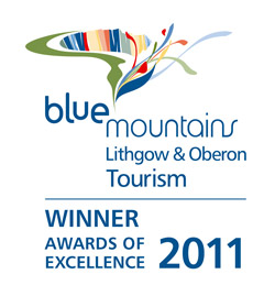 Blue Mountains Tourism Award