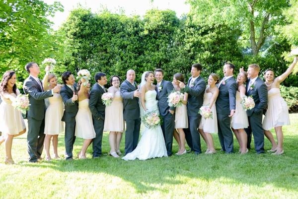 rustic-vintage-diy-wedding-bridal-party