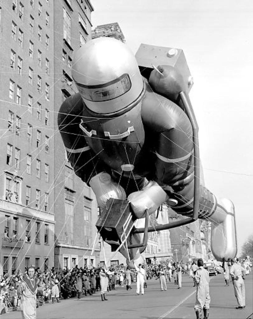 astronaut 1952
