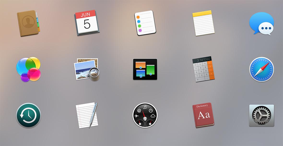 core-app-icons