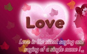 Happy Valentines day wallpaper sms with image and quotes