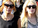 Mandatory Credit: Photo by Buzz Foto/REX Shutterstock (2105900o)  Lindsay Lohan arrives at court with her mother Dina Lohan  Lindsay Lohan at the LA Superior Court, Los Angeles, America - 30 Jan 2013