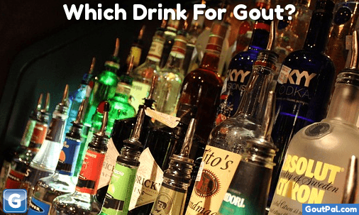 Best Alcohol For Gout