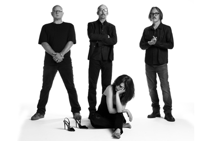 In the Studio: Garbage Talk 'Hungriness' of 2012 LP