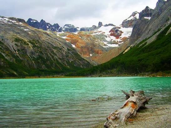 Laguna Esmeralda Ushuaia 2