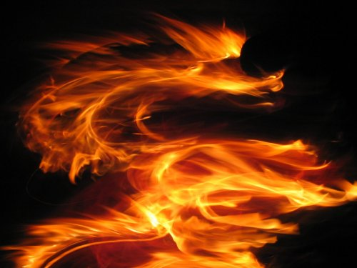 Пиродракон: огненная душа