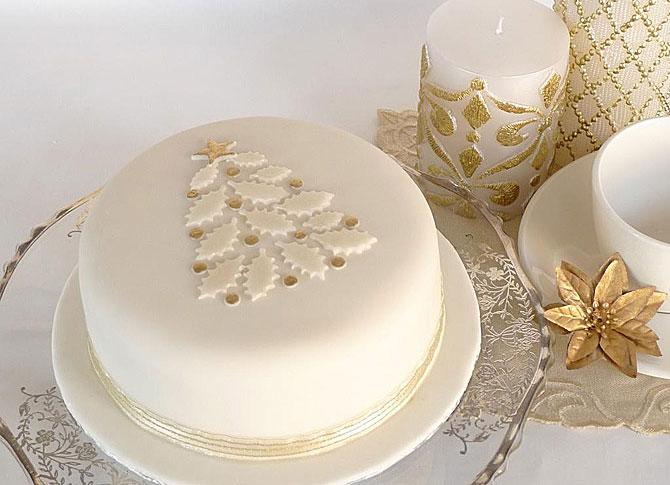 новогодние торты 05