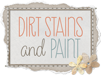 Dirt Stains and Paint