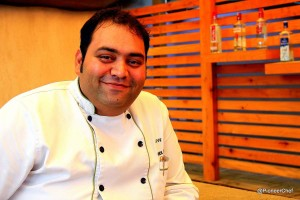 Chef Abhishek Mathur