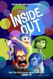 Pixar Inside Out Theatrical Poster