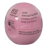 EOS Smooth Sphere Lip Balm Strawberry Sorbet (.25 oz 7 g)
