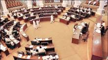 KP Assembly  passes resolution condemning attack on Aftab Sherpao