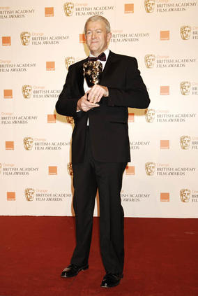 Ivan Dunleavy, CEO Pinewood Studios received Outstanding Contribution Award at the Orange British Academy Film Awards in 2009