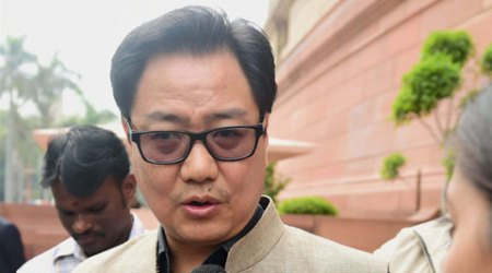 Kiren Rijiju to focus on rescuing animals during natural disasters