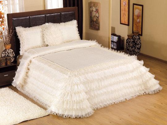 yatak ortusu Patchwork Yatak Örtüsü Modelleri
