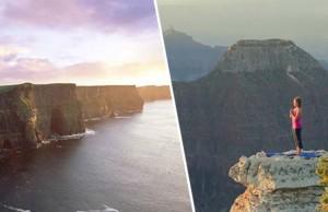 Worlds Best Cliff View