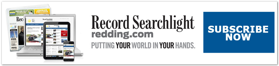 Subscribe to the Redding Record Searchlight