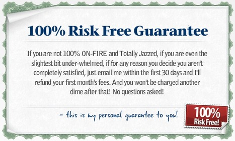 risk free guarantee