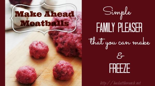 make ahead meatballs fb