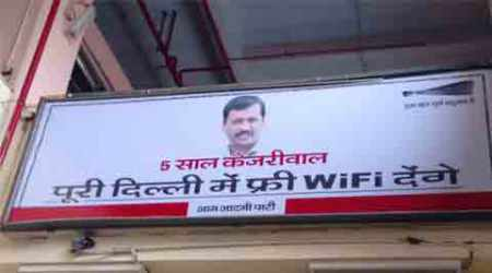 Free Wi-fi in Delhi: WiFi service to be based on data usage