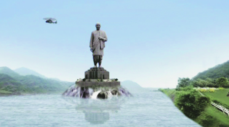 Iron collected from farmers unlikely to become part of Sardar Patel statue