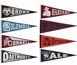 Ivy League Banners