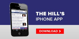 The Hill's iPhone App