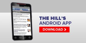 The Hill's Android App
