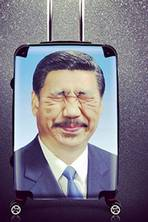 Chinese artist who posted funny image of President Xi Jinping facing five years in prison as authorities crackdown on dissent in the arts