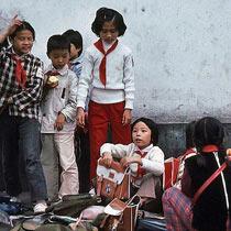 彩照:老外镜头下的83年上海
