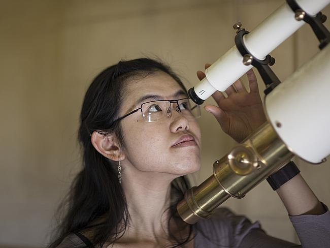 University of Sydney astrophysics student Cleo Loi has made a remarkable discovery.