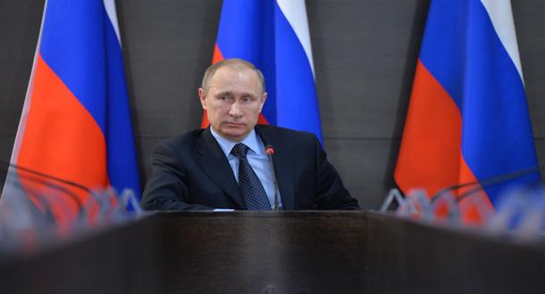 Putin'den kara liste
