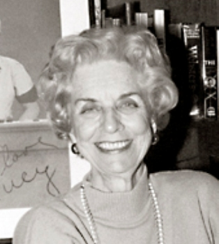 Photograph of Madelyn Pugh Davis
