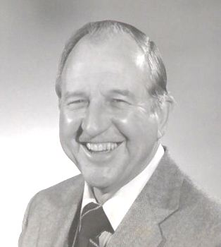 Photograph of Dick Lingle