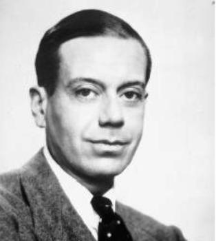 Photograph of Cole Porter
