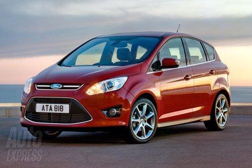 约17.47万起 新福特C-MAX英国售价发布