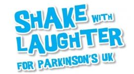 Shake with Laughter logo