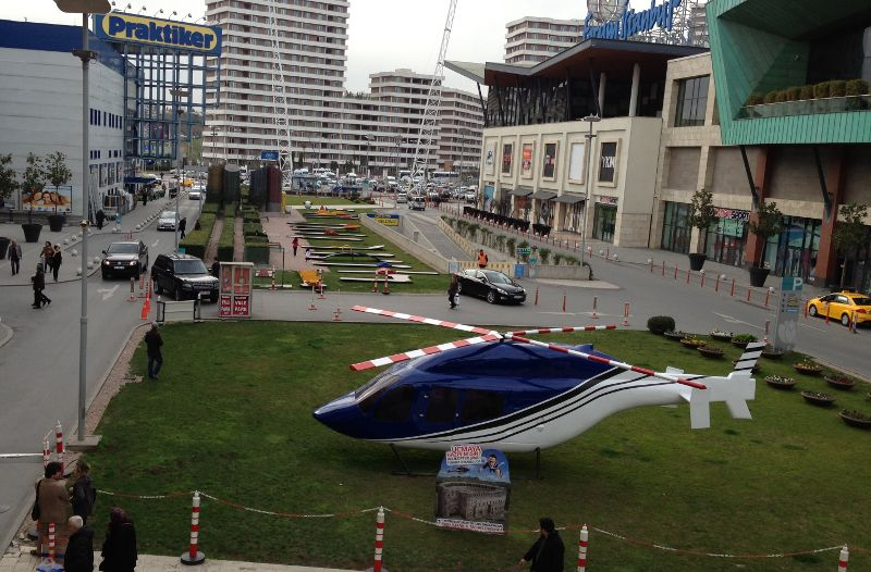 forum-istanbul-mall-flyride-helicopter