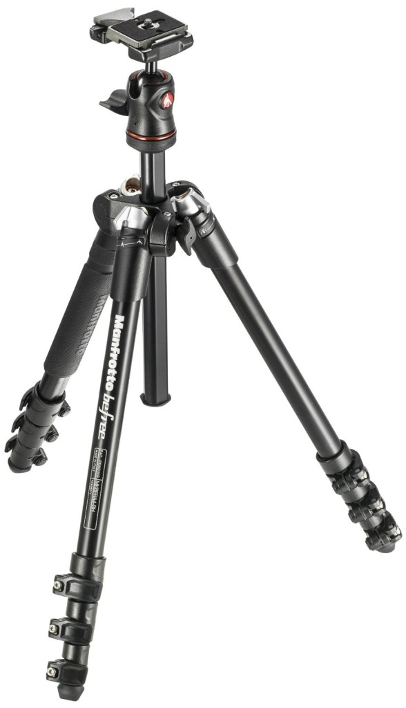 Manfrotto BeFree Compact Lightweight Tripod