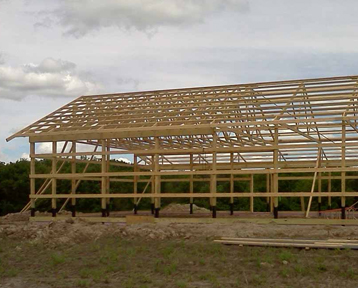 Post Frame Building Illinois, Post Frame Building Iowa