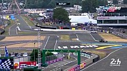 Aston crashes out of GTE-Am lead in Ford Chicane