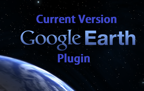 Current Version Plugin Google Earth Plugin
