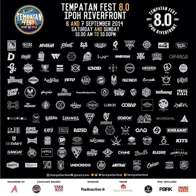 tempatanfest-september-2014-brands
