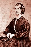 picture of Laura Jackson Arnold, sister of Confederate General Stonewall Jackson