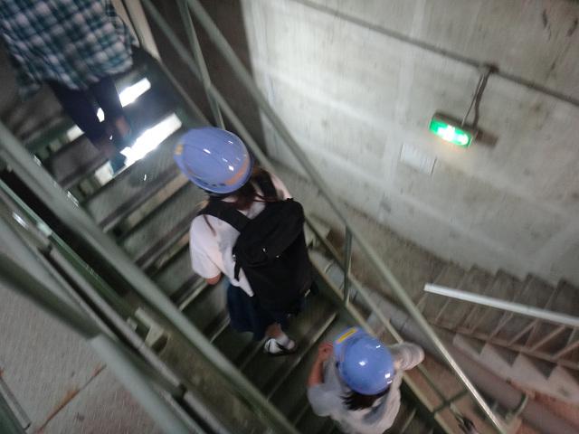 階段ろかく