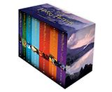 Media of Harry Potter Box Set: The Complete Collection (Children's Paperback)